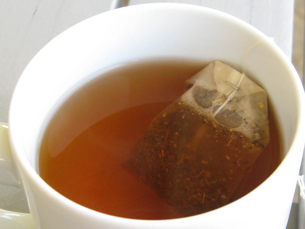 Rooibos tea helps curb your appetite