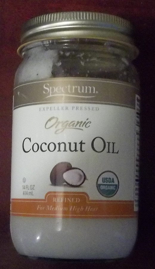 Coconut Oil For Anti Aging