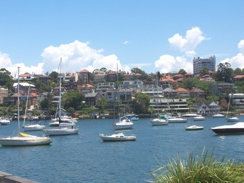 Image of Sydney houses