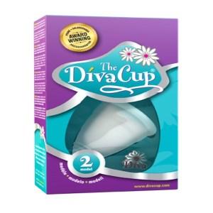 Diva International, The Diva Cup كأس الطمث الموديل ٢ من