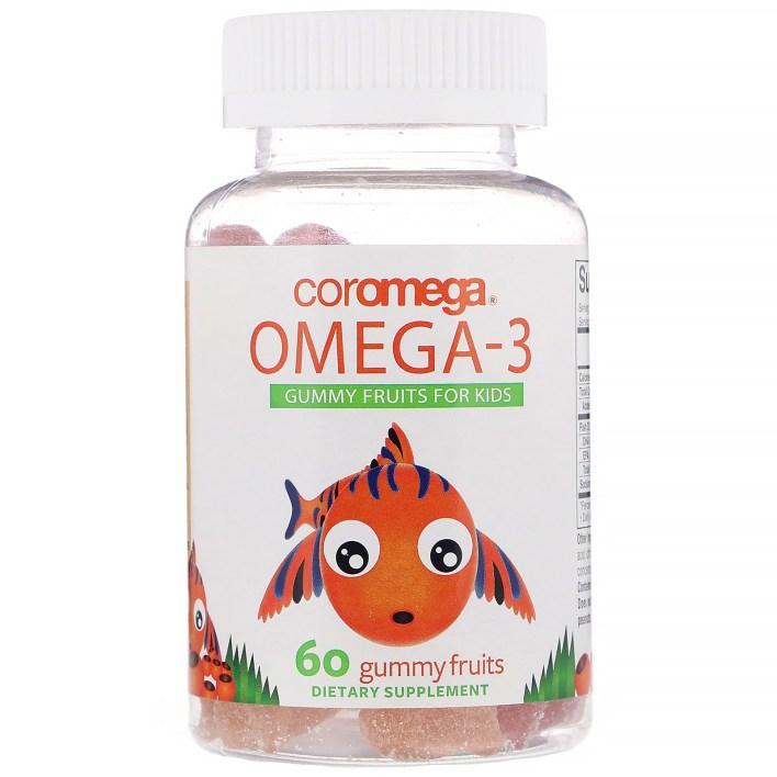 افضل اوميغا 3 للاطفال