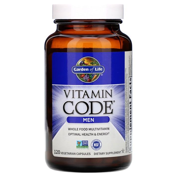 15 - ملتي فيتامين للرجال