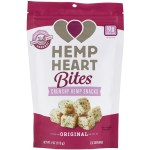Manitoba Harvest Hemp Heart Bites Crunchy Hemp Snacks Original 4 Oz 113 G Iherb