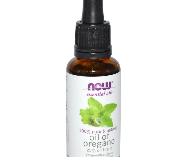 Now Foods Essential Oils Oil Of Oregano  Fl Oz  Ml