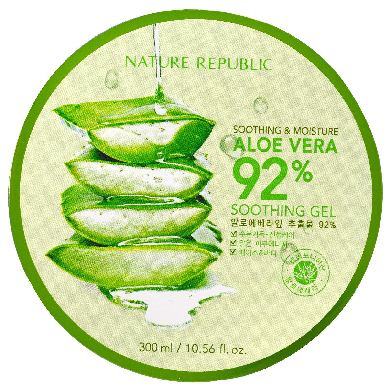 Nature Republic Soothing Moisture Aloe Vera 92