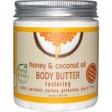 Petal Fresh, زبدة الجسم، استعادة الحيوية، العسل وزيت جوز الهند، 8 أوقية (237 مل) Pure