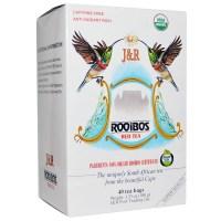 Port Trading Co., ピュアルイボスレッドティー(Pure Rooibos Red Tea), カフェインフリー, 40ティーバッグ, 3.53オンス(100 g)
