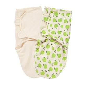Summer Infant, Swaddle Me، لفة أطفال أصلية،حجم صغير، 0-3 شهور، 2 لفة