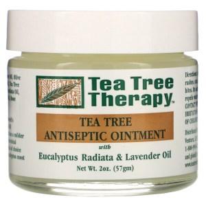 Tea Tree Therapy, مطهر زيت شجره الشاى ٢اونصه (٥٧غرام )