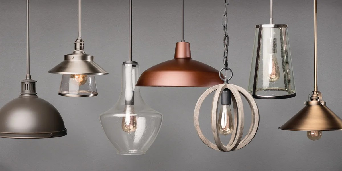 How To Buy The Best Pendant Lighting :: Buying Guide