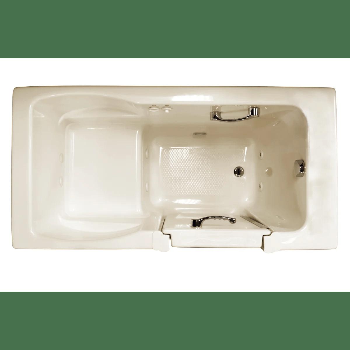 Jacuzzi Fin6036wrl1hxw White Finestra 60 Whirlpool Walk In