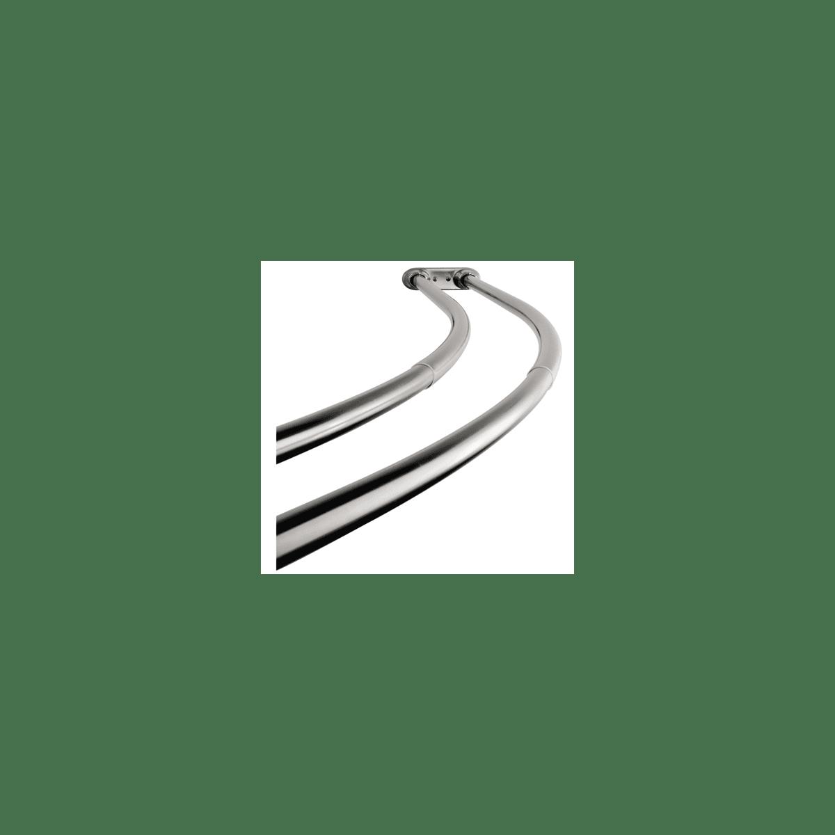 Kingston Brass Ccd2171 Polished Chrome 60 72 Adjustable