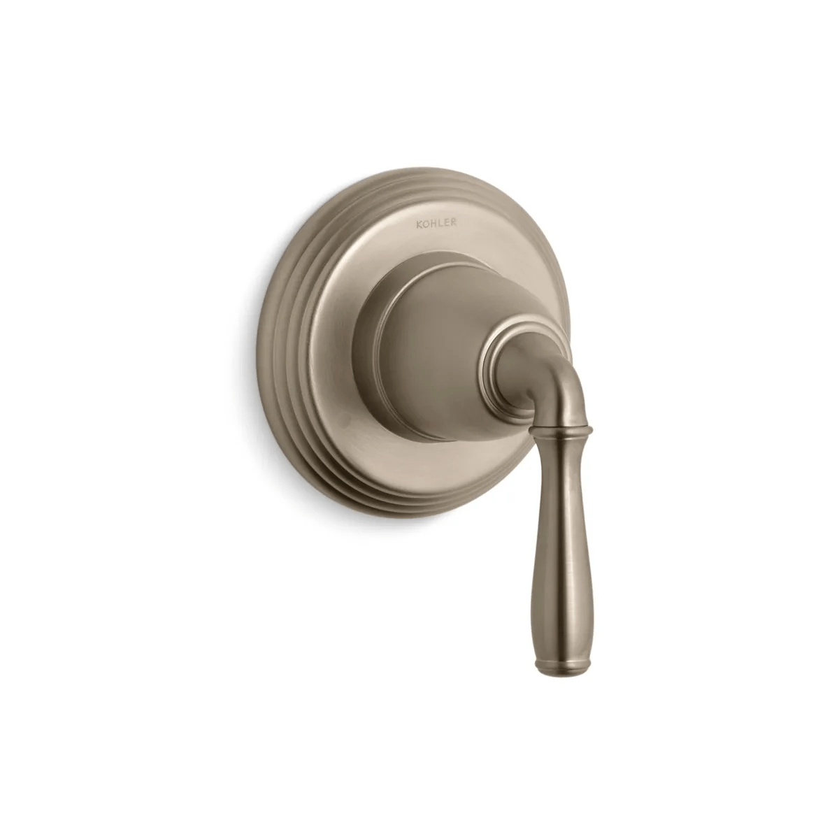 Kohler K T376 4 Bv Brushed Bronze Devonshire Single Handle