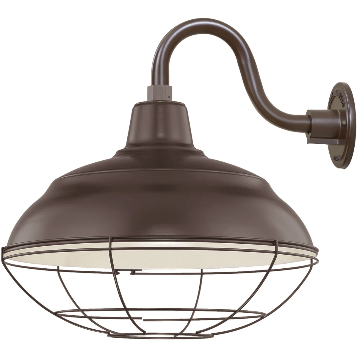 r series 1 light outdoor wall sconce