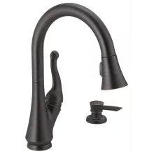 delta pullout spray kitchen faucets at