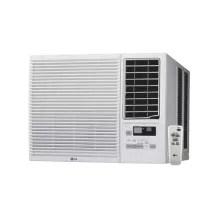 7500 Btu 115v Window Air Conditioner With 3850 Btu Electric Heater And Remote Control