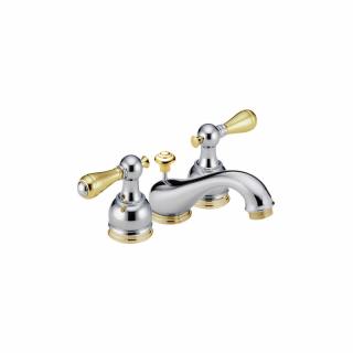 delta 4577cblhp chrome polished brass