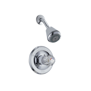 delta t13222 shc chrome single handle