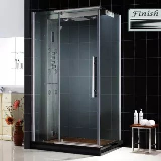 magestic steam shower enclosure with 12