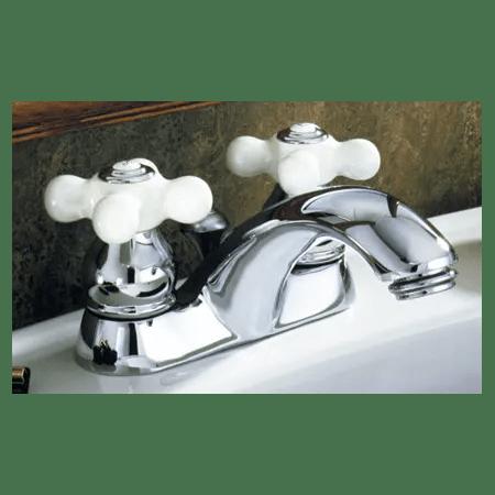 handle centerset lavatory faucet