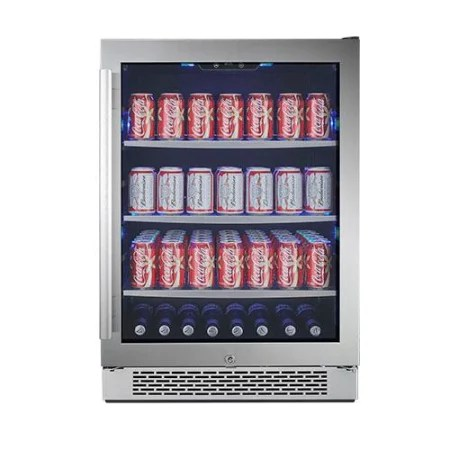 Avallon ABR241SGRH - 152 Can Beverage Cooler