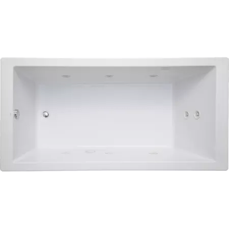 Mirabelle MIRSKW7236WH White Sitka 72 X 36 Acrylic