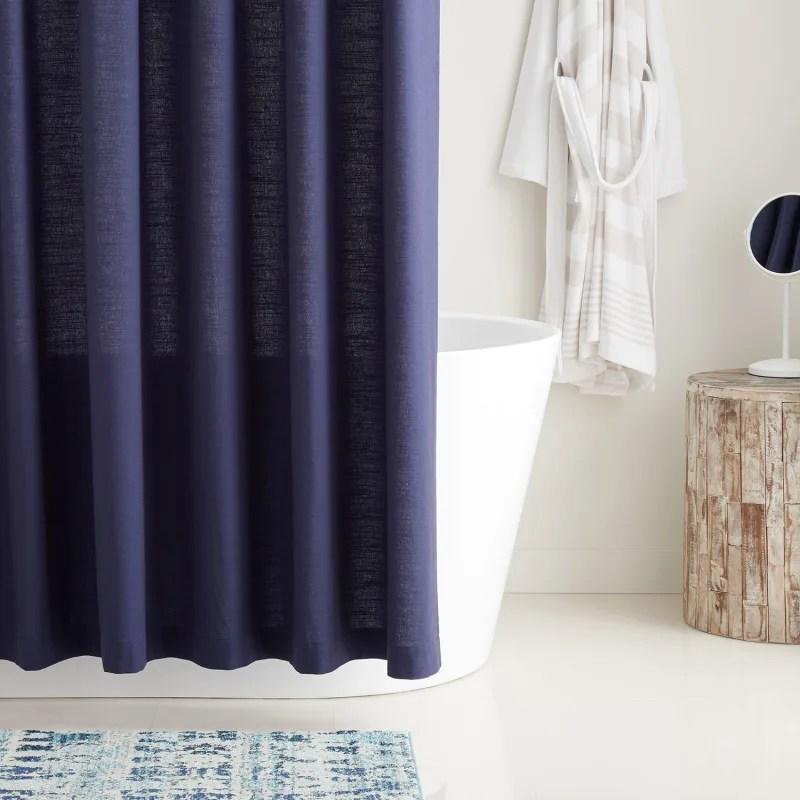 shop signature hardware shower curtains