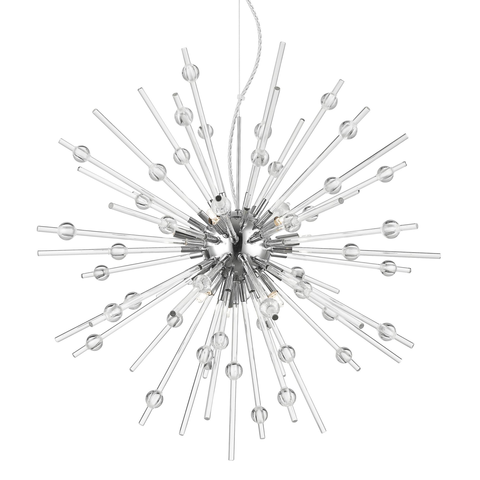 Access Lighting Leddlp Burst 9 Light 28 W Led Sputnik