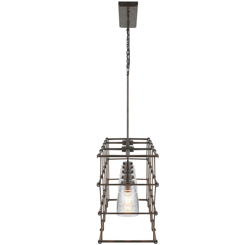 Capital Lighting 462 Grey 5 Light 50 W Linear