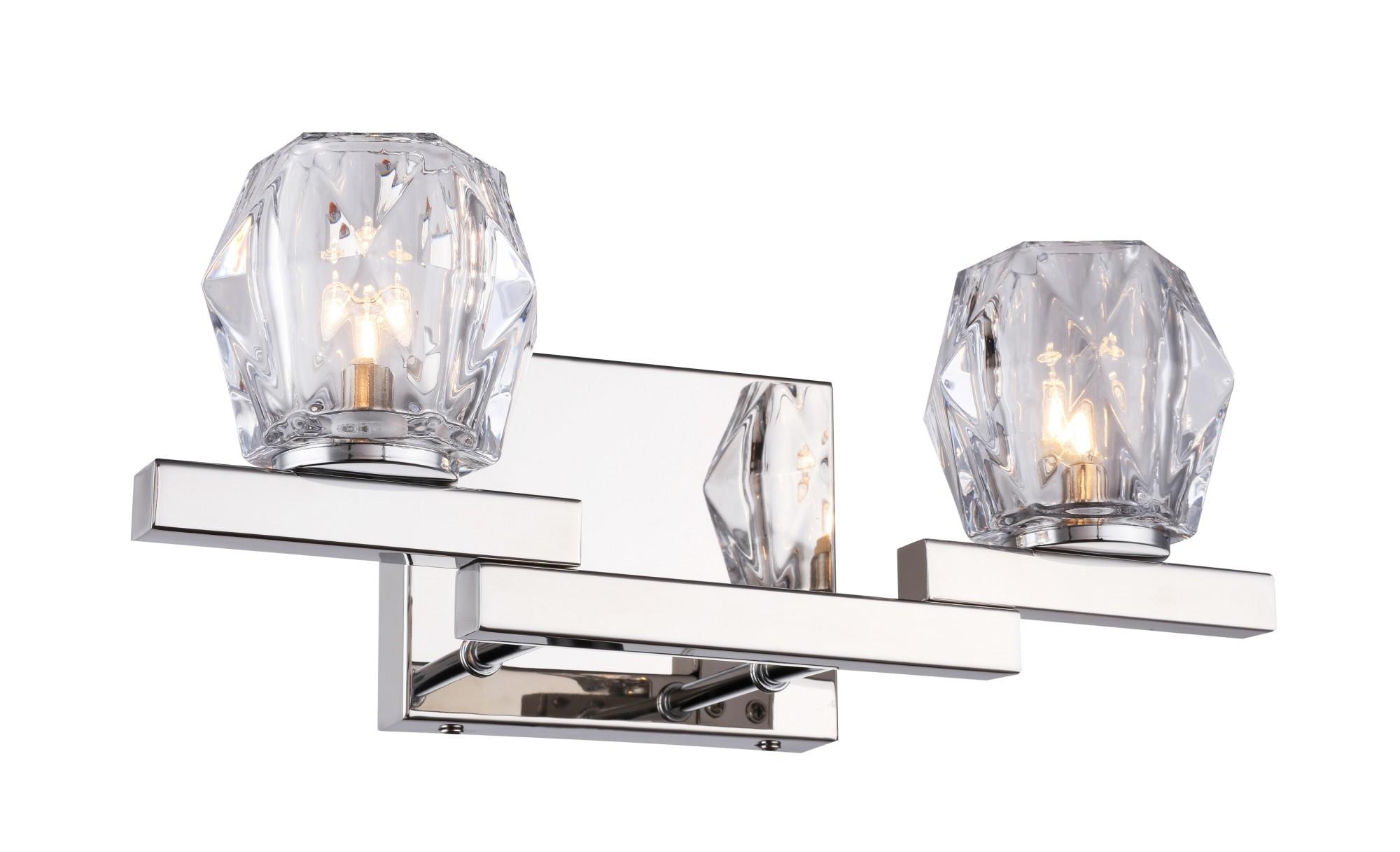 Woodbridge Lighting Le C Jewel 2 Light 14 W Led