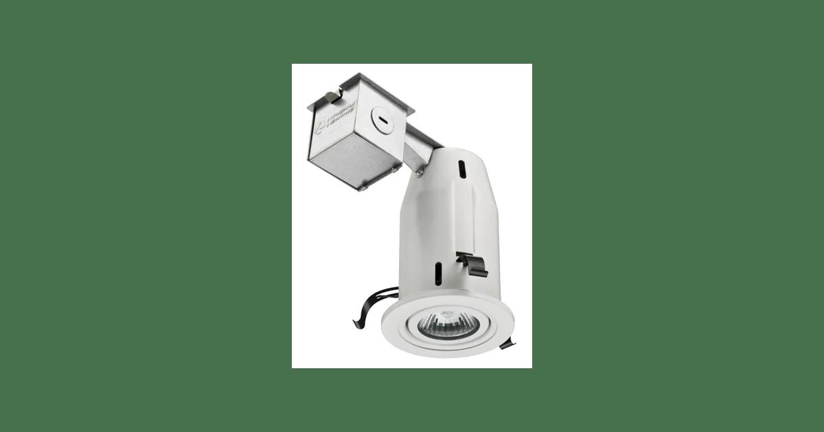 lithonia lighting lk3gmw m6 gimbal recessed kit build com