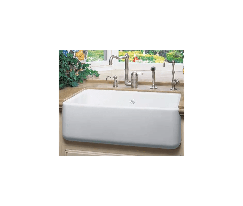 RC3018WH In White By Rohl