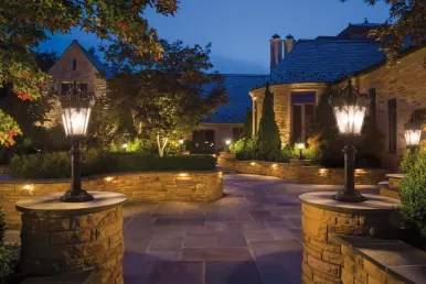 a buyer s guide to outdoor lighting