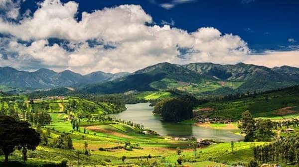 Image result for Ooty, Tamil Nadu + hill station