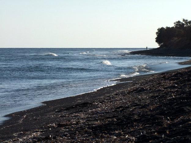 Image result for Dumas Black Sand Beach in Surat