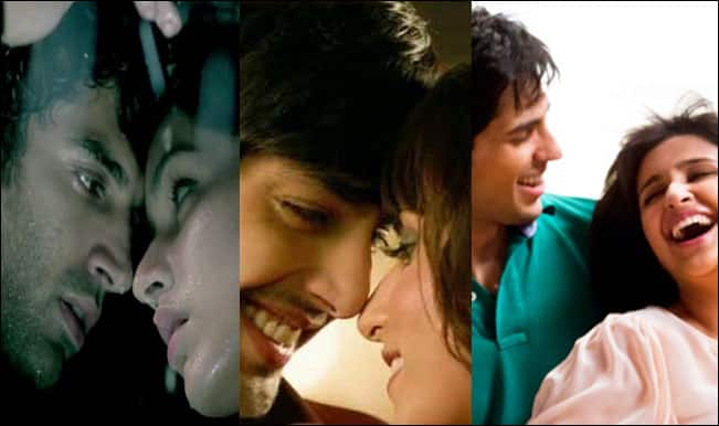 Valentines Day Bollywoods Most Romantic Songs To Say I