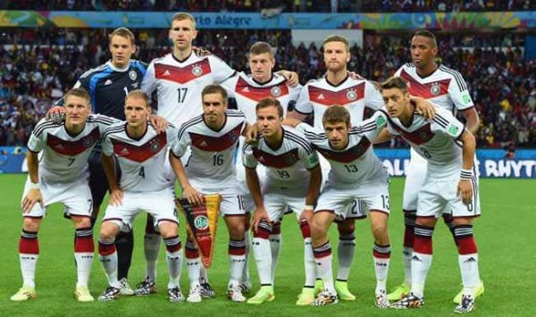 FIFA World Cup 2014: Germany's journey to the final ...