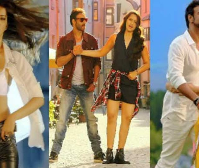 Action Jackson Trailer Ajay Devgn And Sonakshi Sinha Look Promising In Prabhu Dhevas Next