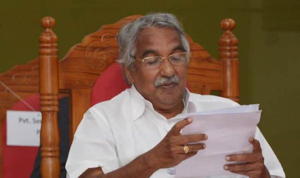 Indians from Gulf: Oommen Chandy seeks govt help to ...