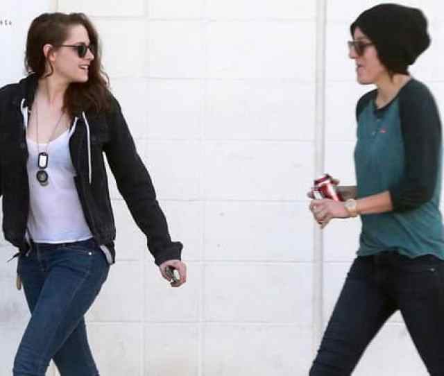 Kristen Stewart Turns Lesbian Mom Okays Relationship With Personal Assistant Alicia Cargile