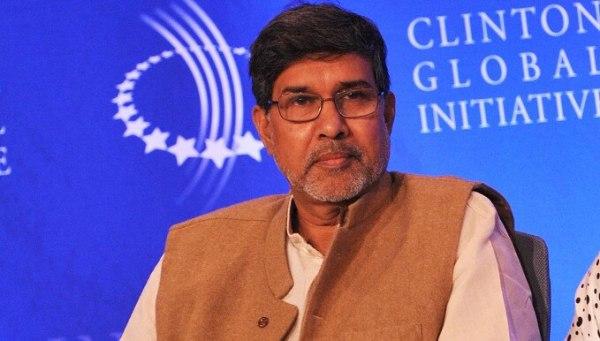 Nobel Prize winner Kailash Satyarthi gets Harvard ...
