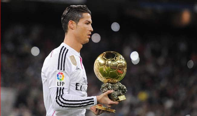 Image result for Ronaldo already has the Ballon d'Or at home - Roberto Carlos