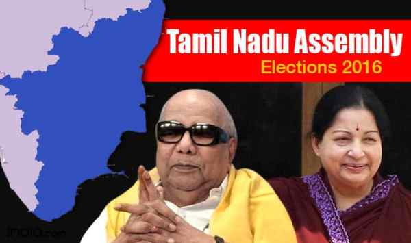 Tamil Nadu Assembly Elections 2016: Jayalalithaa vs ...