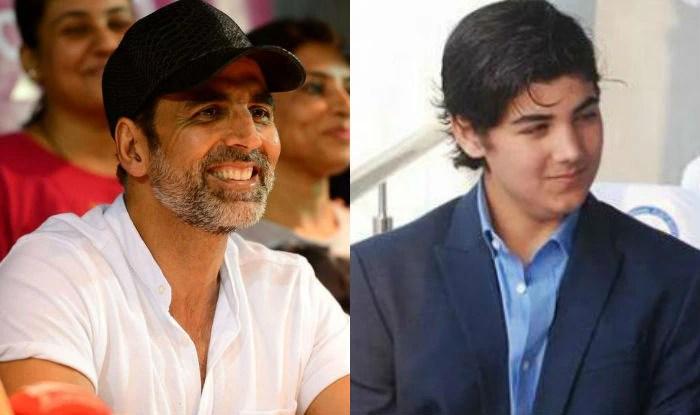 Heres How Akshay Kumars Son Aarav Kumar Is Following His