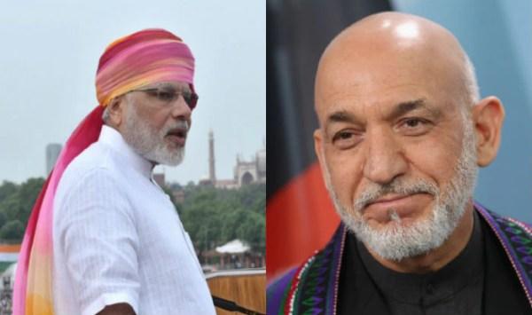 Former Afghan President Hamid Karzai backs Prime Minister ...