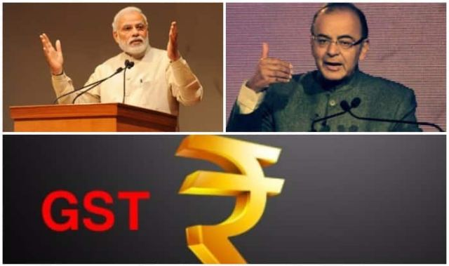 Image result for gst and modi