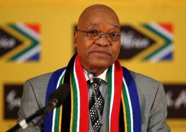 South Africa's Jacob Zuma Survives No Confidence Vote ...