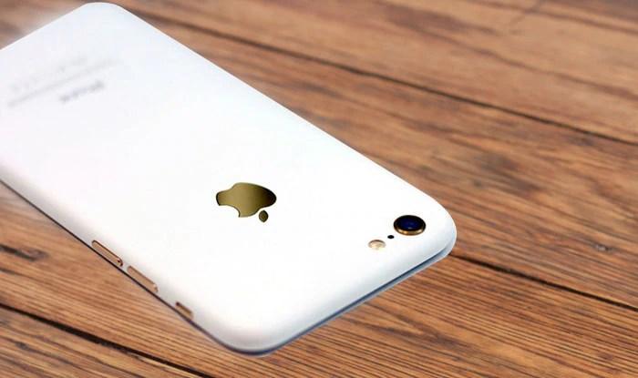 IPhone 7 Jet White: ecco come potrebbe essere