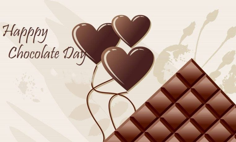 Happy Chocolate Day Quotes For Girlfriend, Feb 9 Chocolate Day