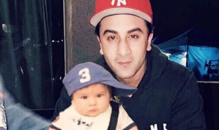 Image result for ranbir kapoor baby